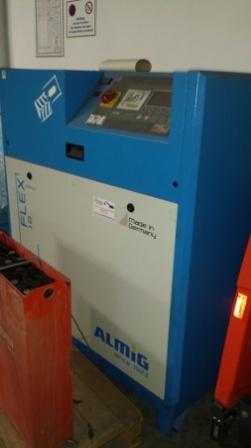 Винтов компресор ALMIG Flex 18,5 kW - внос от Германия
