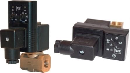 Автоматични кондензоотделители, електрически с реле за време