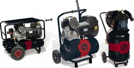 Маслени бутални компресори с директно задвижване 10 bar.,  2,2 kW