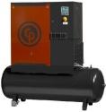 Винтови компресори серия CPB - от 11 до 30 kW, вариант компресор с изсушител и ресивер 500 литра