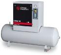 Винтови компресори серия CPM  от 7,5 до 15 kW - версия компресор върху ресивер