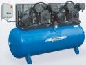С ремъчно задвижване - ТАНДЕМ (5.5 + 5.5 kW и 7.5 + 7.5kW)